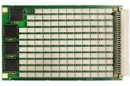 Crossbar multiplexer 32x4 relay