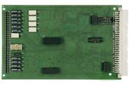 MCD UMS measurement board; Straight Pin Header front, VG64 rear