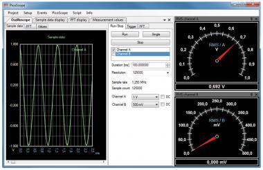 License Toolmonitor PicoScope