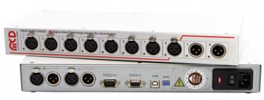 Audio 8 channel Input Switch