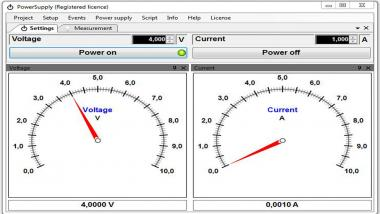 Software license Toolmonitor PowerSupply