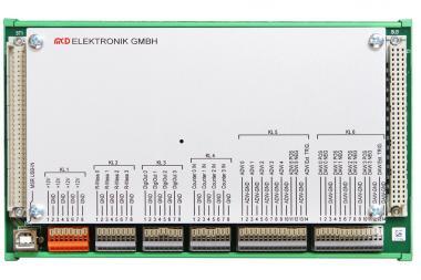 MCD ULC Multifunction measurement card (USB) with base plate