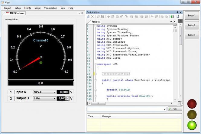 Software license Toolmonitor Visualisation