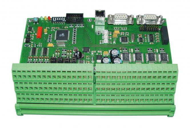 MIO1616: mechanical controller unit 16 IO
